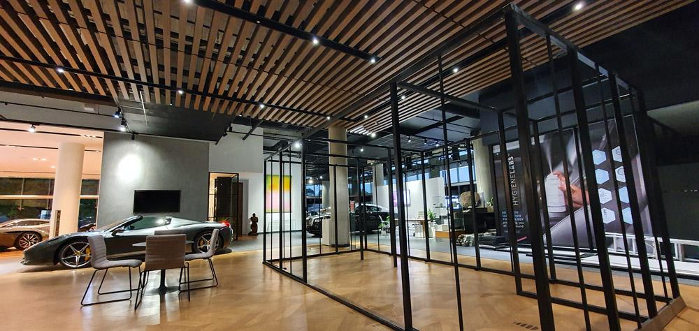 Grand Prix Store Pop-Up Shop